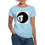 Eight Ball Women's Light T-Shirt