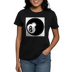 Eight Ball Women's Dark T-Shirt