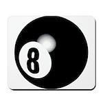 Eight Ball Mousepad