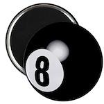 Eight Ball Magnet
