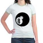 Eight Ball Jr. Ringer T-Shirt