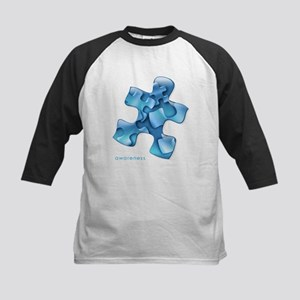 puzzle-v2-blue-onblk2 Baseball Jersey