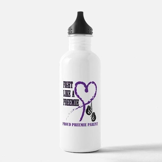 Preemie Parent Water Bottle