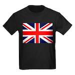 Union Jack Kids Dark T-Shirt