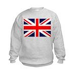 Union Jack Kids Sweatshirt