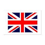Union Jack Mini Poster Print
