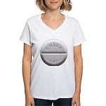 Chill Pill Women's V-Neck T-Shirt