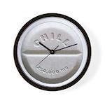 Chill Pill Wall Clock