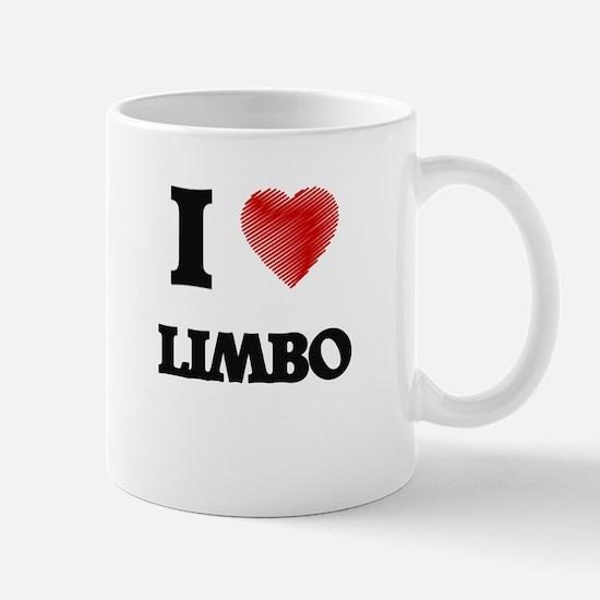 I Love Limbo Mugs