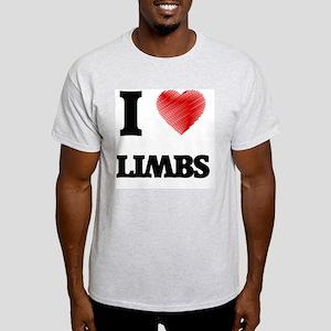 I Love Limbs T-Shirt