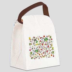Madinina Canvas Lunch Bag