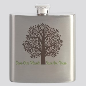 Save our Planet! Flask