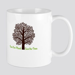 Save our Planet! Mugs