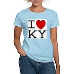 I heart KY Women's Light T-Shirt