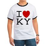 I heart KY Ringer T