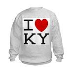 I heart KY Kids Sweatshirt