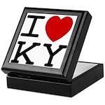 I heart KY Keepsake Box