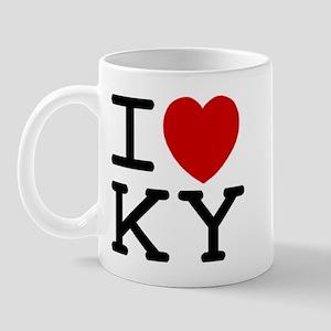 I heart KY Mug