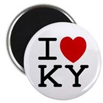 I heart KY Magnet