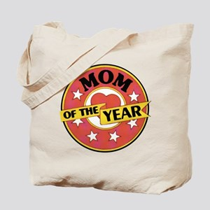 Mom of the Year - Tote Bag