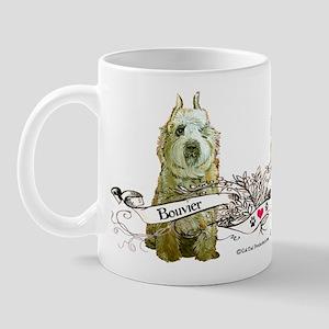 Bouvier des Flandres Fawn Mug