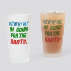 I'm going for the Darts Drinking Glass