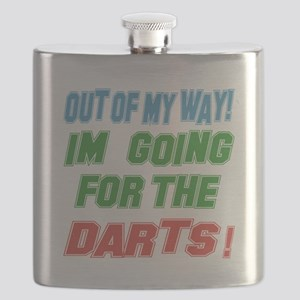 I'm going for the Darts Flask