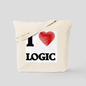 I Love Logic Tote Bag