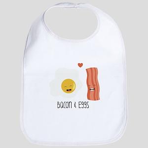Bacon & Eggs Bib