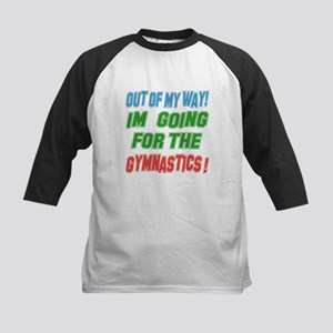 I'm going for the Gymnastics Kids Baseball Jersey