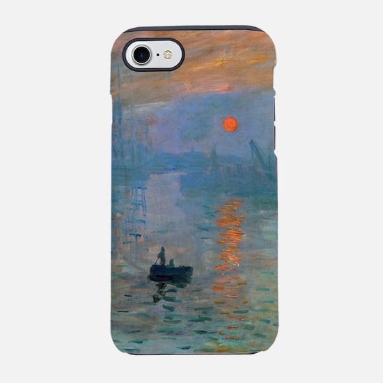 Monet's Impression Sunri iPhone 8/7 Tough Case