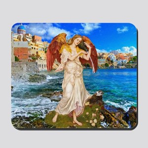 Water Angel Mousepad