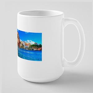 Water Angel Large Mug