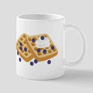 Blueberry Waffles Mugs