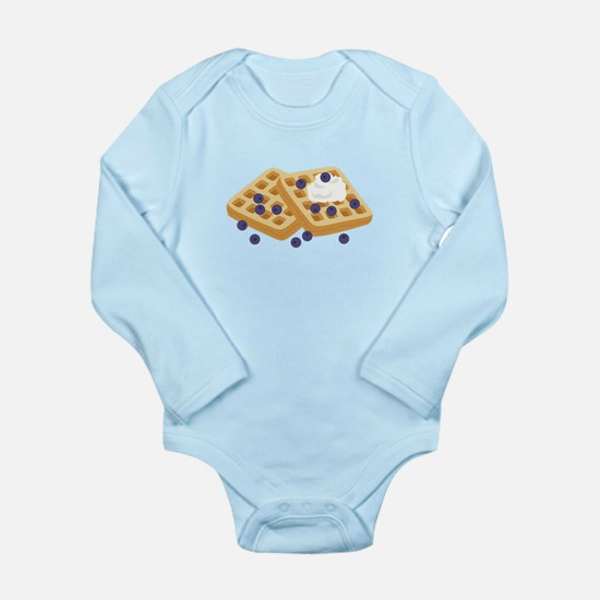 Blueberry Waffles Body Suit