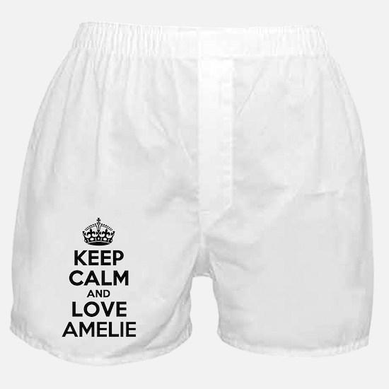 Unique Amelie Boxer Shorts