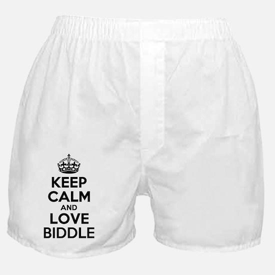 Cool Biddle Boxer Shorts