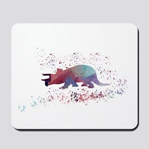 Triceratops Mousepad