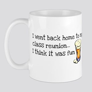 Class Reunion Mug