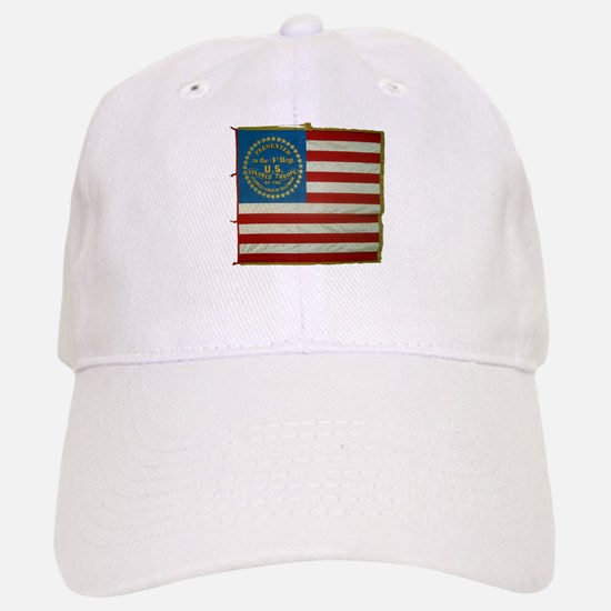 4th US Colored Troops Baseball Baseball Cap