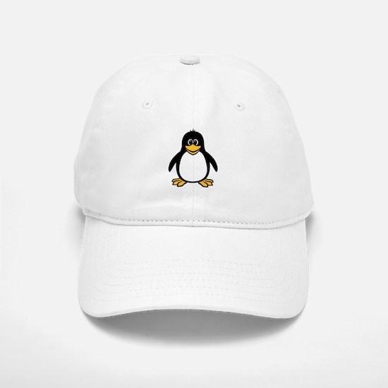 Funny Penguin Baseball Baseball Cap