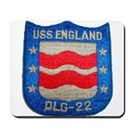 USS ENGLAND Mousepad