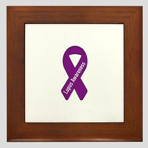 Lupus Framed Tile