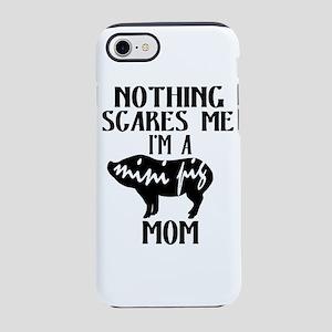 Mini Pig Mom Iphone 8/7 Tough Case