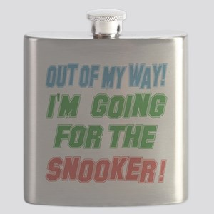 I'm going for the Snooker Flask