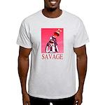 Savage Ash Grey T-Shirt