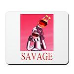 Savage Mousepad
