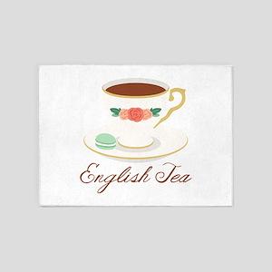 English Tea 5'x7'Area Rug