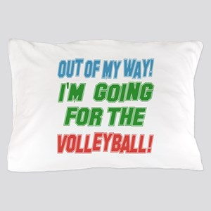 I'm going for the Volleyball Pillow Case