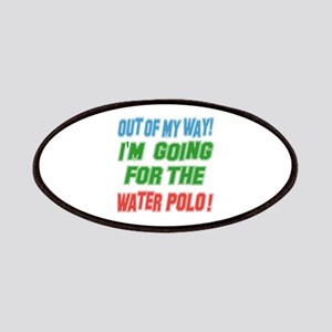 I'm going for the Water Polo Patch